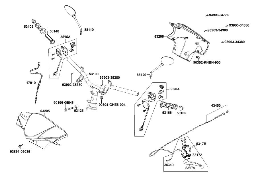 kymco agility wiring diagram wiring diagrams and schematics wiring diagram vespa pts car