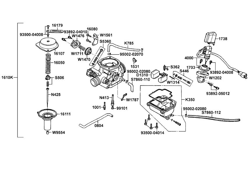 50cc Scooter Stator Wiring Diagram on motorcycle stator diagram