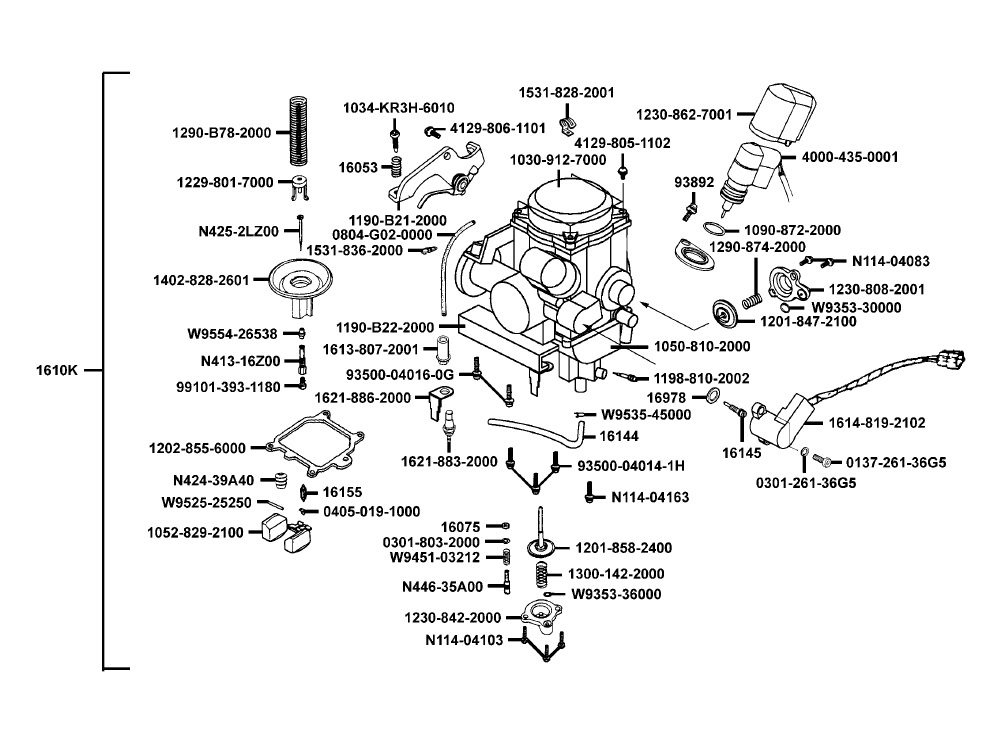 wiring diagram for kymco agility 50
